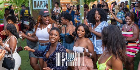 AfroCode MIAMI  Labor Day Wknd |  AfroBeats - HipHop {Sat Aug 31} tickets
