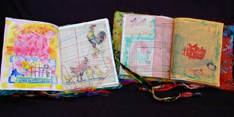 Book-making From Recycled Materials // Creative Community tickets