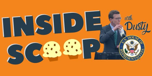 """Inside Scoop"" with Rep. Dusty Johnson in Gettysburg"