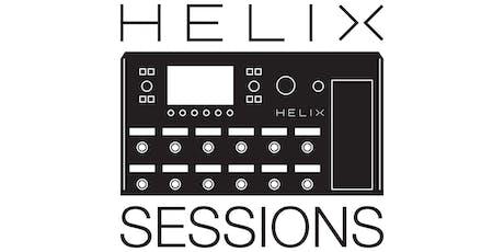 Helix Sessions - Sam Ash Edison, NJ tickets