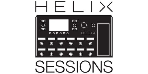 Helix Sessions - Sam Ash Edison, NJ