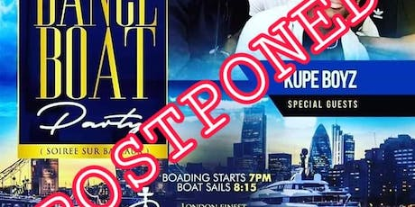 END OF SUMMER DANCE BOAT PARTY tickets