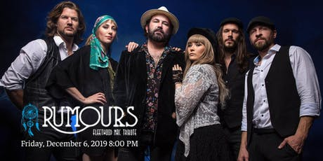 Rumours - Fleetwood Mac Tribute Band, presented by K&G Cycles  tickets