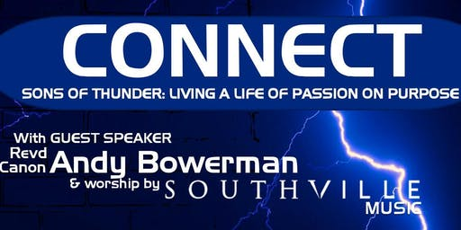 Connect 'Sons of Thunder - Living a Life of Passion on Purpose'
