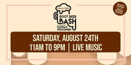 Root Beer Bash and Bike Ride tickets