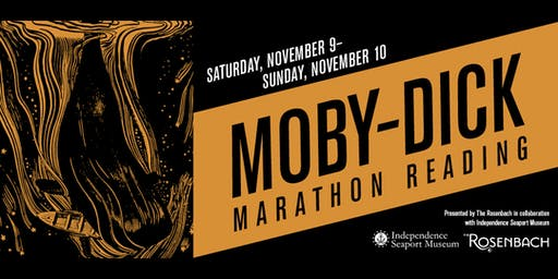 Moby-Dick Marathon Reading