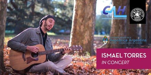 Ismael Torres in Concert