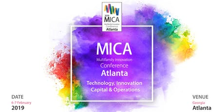 MICA 2020 - Multifamily Innovation Conference Atlanta tickets