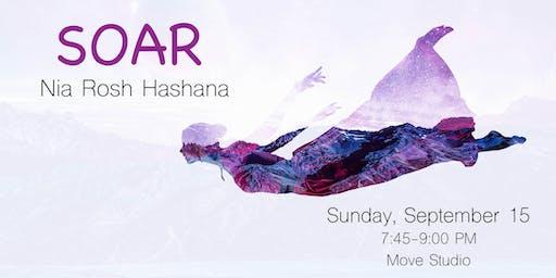 SOAR: Nia Rosh Hashana