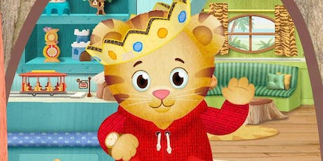 Daniel Tiger at the Burlington Farmers Market tickets