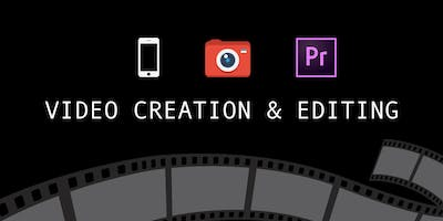 The Ultimate Guide To Video Creation & Editing - Two Day Intensive Masterclass