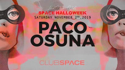 Paco Osuna tickets