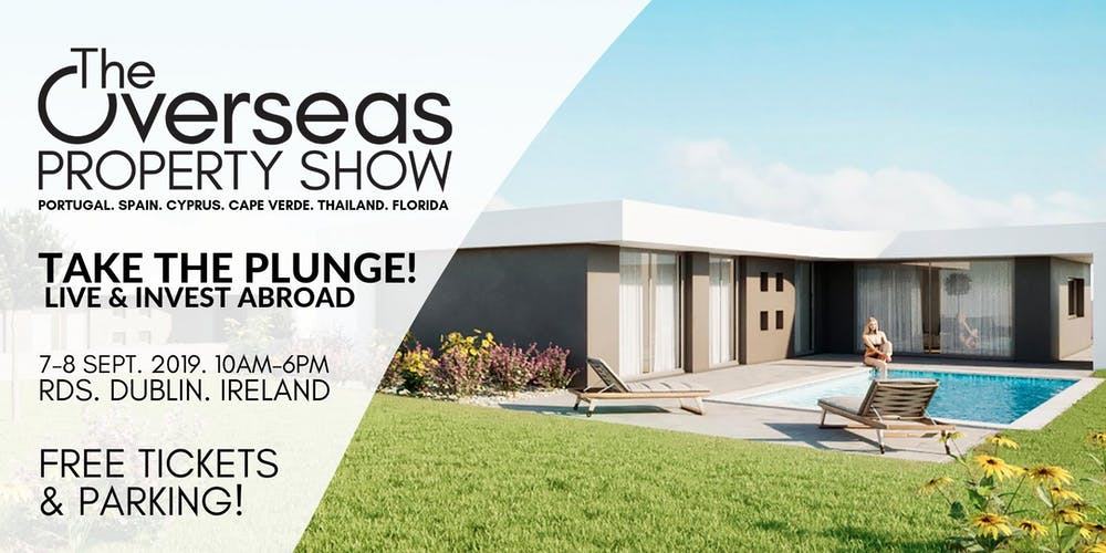 The Overseas Property Show - Live & Invest Abroad! Tickets, Multiple