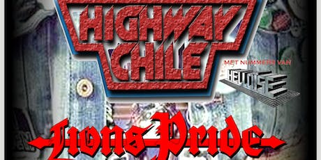 Highway Chile + Lions Pride tickets