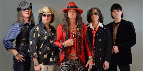 Aeroforce - Aerosmith Tribute tickets