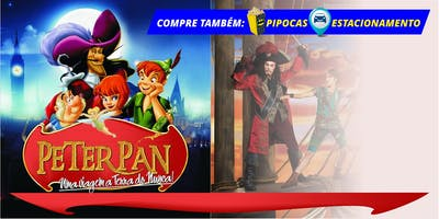 DESCONTO: Peter Pan, no Teatro BTC