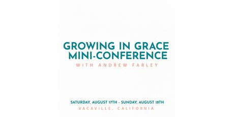 Growing in Grace Mini-Conference tickets