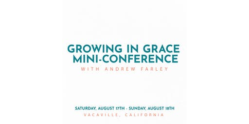Growing in Grace Mini-Conference