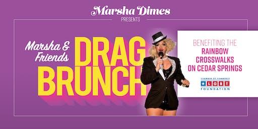 Marsha & Friends Drag Brunch: Sept 2019
