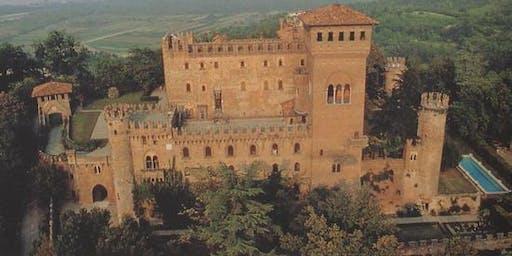 """Wine Lunch in Richmond - """"The Wines of Castello di Gabiano, in Monferrato"""""""