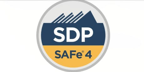 SAFe® 4.6 DevOps Practitioner with SDP Certification New York City (Weekend) - Scaled Agile Training tickets