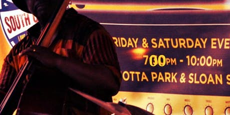 Downtown After Sundown Presents Darryl Clark Fusion  in Spiotta Park   tickets