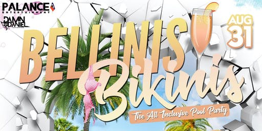 Bellinis & Bikinis: The All-Inclusive Pool Party