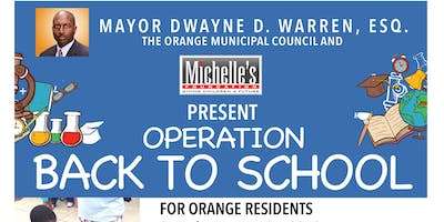 2019 Mayor's Back-to-School Celebration