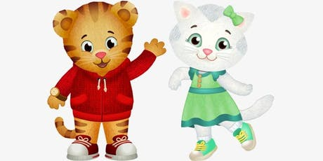 Meet Daniel Tiger tickets