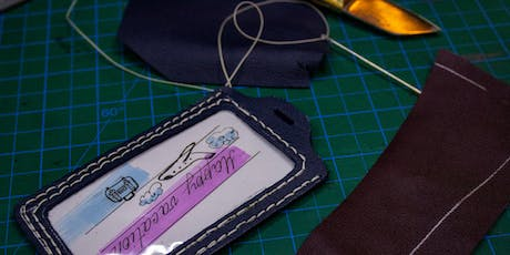 Dromedary Leather Crafting Workshop (August 28) tickets