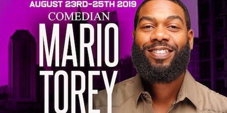Oak Atlanta Live Comedy Show : Mario Tory tickets