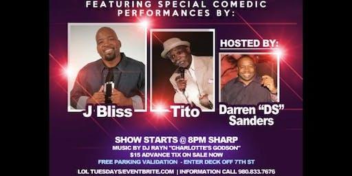 LOL Tuesdays Comedy Night