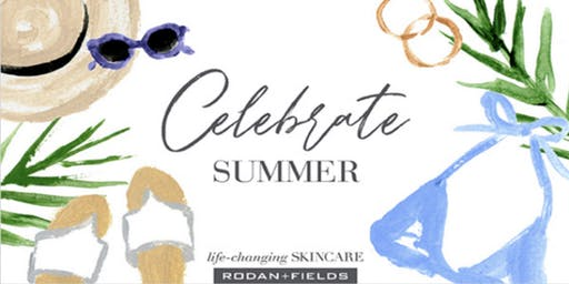 Rodan+Fields Summer Sip+Share