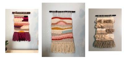 Mini Woven Wall Hanging Workshop