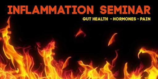 Inflammation Seminar: The Body's Warning Sign