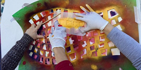 Beyond Mosaic Mural Workshop!! with Christian Peres Gibaut tickets
