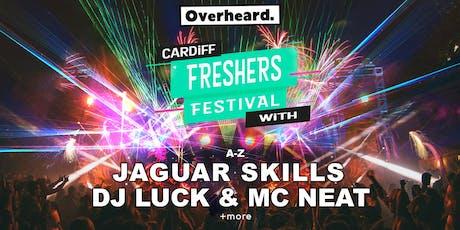 Overheard Live presents  Jaguar Skills and DJ Luck & MC Neat tickets
