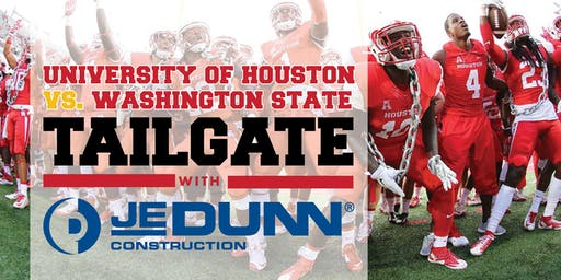 UH TAILGATE with JE DUNN!