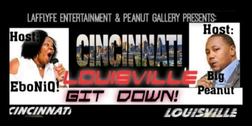 Cincinnati Louisville Git Down!