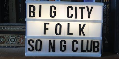 Big City Folk presents Niall Connolly, Jasper Lewis and Reg Meuross tickets