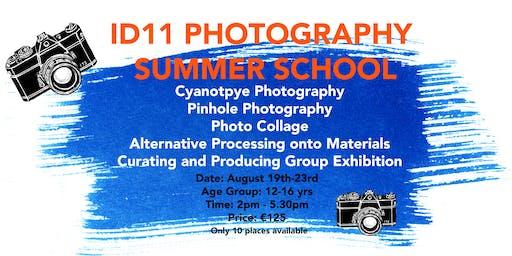 ID11 Photography Summer School