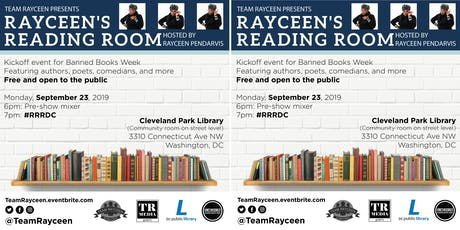 Rayceen's Reading Room (2019) tickets