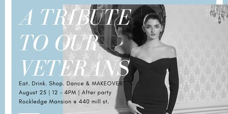 Fashion & Beauty Soiree for Veterans (2-4PM) tickets