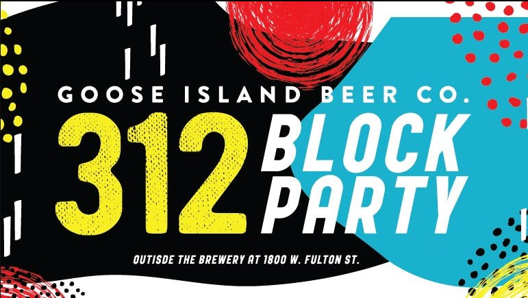 Goose Island Beer Co. 312 Block Party with Kurt Vile / Priests / The Budos Band + more