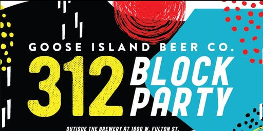Goose Island Beer Co. 312 Block Party with Kurt Vile / Priests / The Budos Band + more @ Goose Island Beer Company