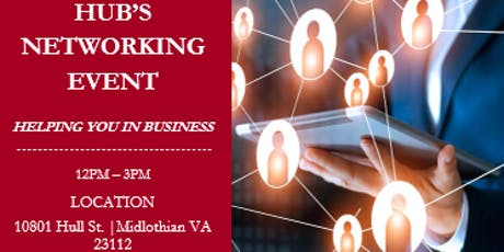 Networking Event - HUB tickets