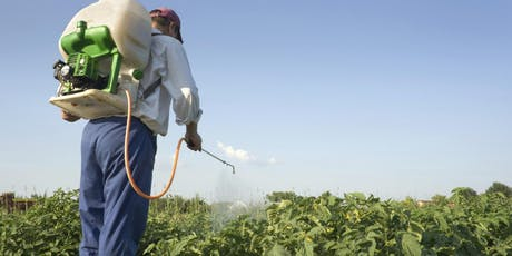 Pesticide Safety and Regulatory Re-Certification Training tickets