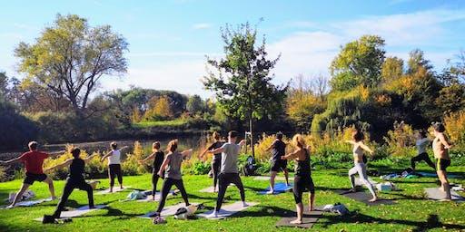 Summer Sundays Park Yoga - Vondelpark