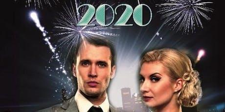 Midnight Kiss Boston New Year's Eve 2020 tickets
