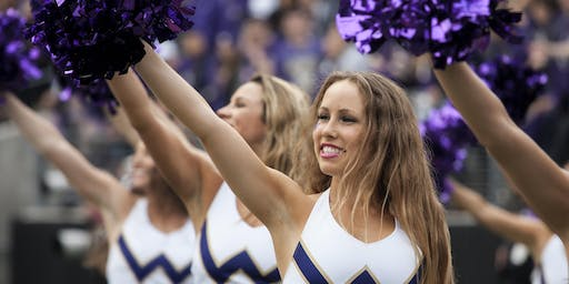 2019 UW Cheer Purple Reign Dinner and Auction